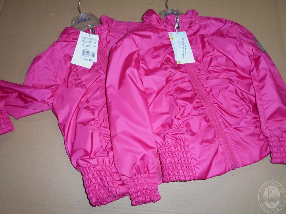 Circa 520 capi di abbigliamento da bambino, NUOVO   GARA ONLINE 21 MAGGIO 2021 23