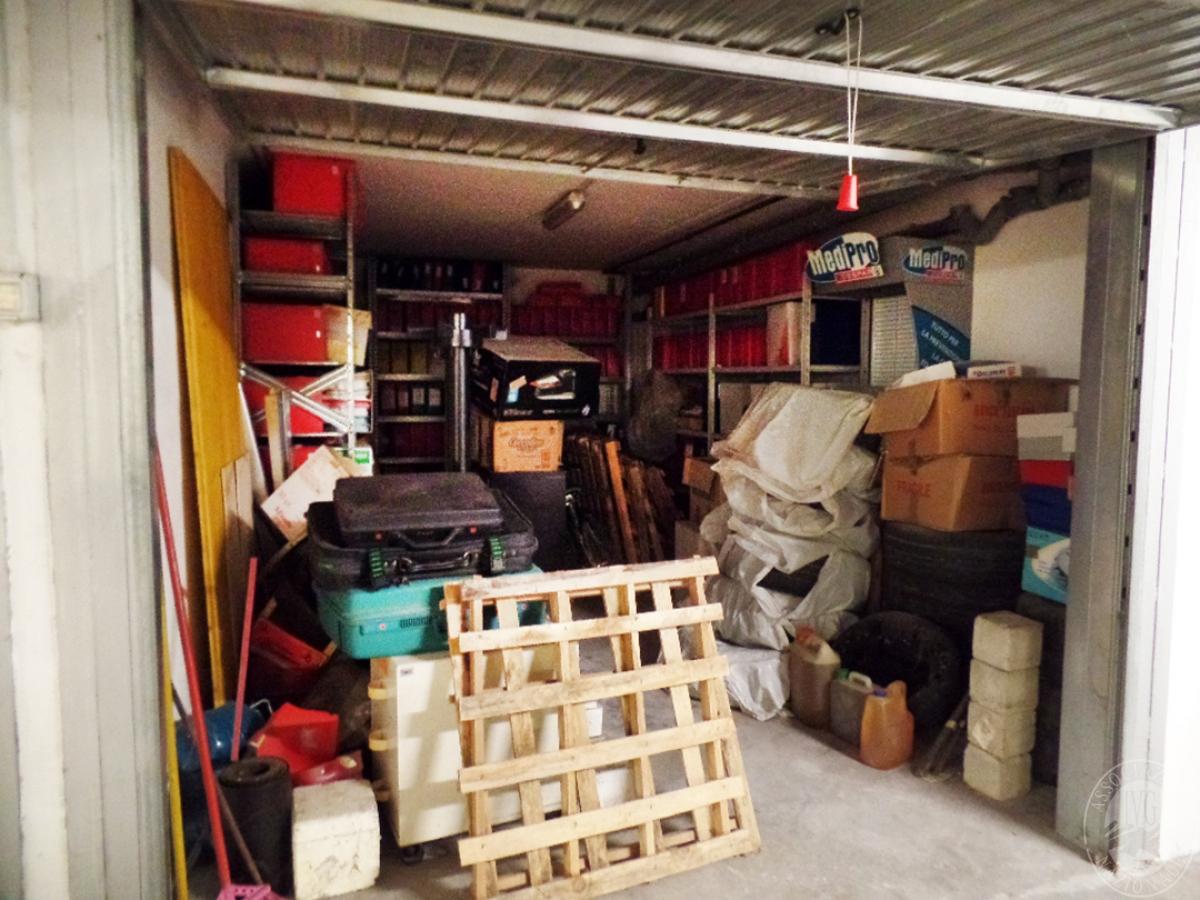 Garage a Cortona in loc. Camucia - Lotto 3