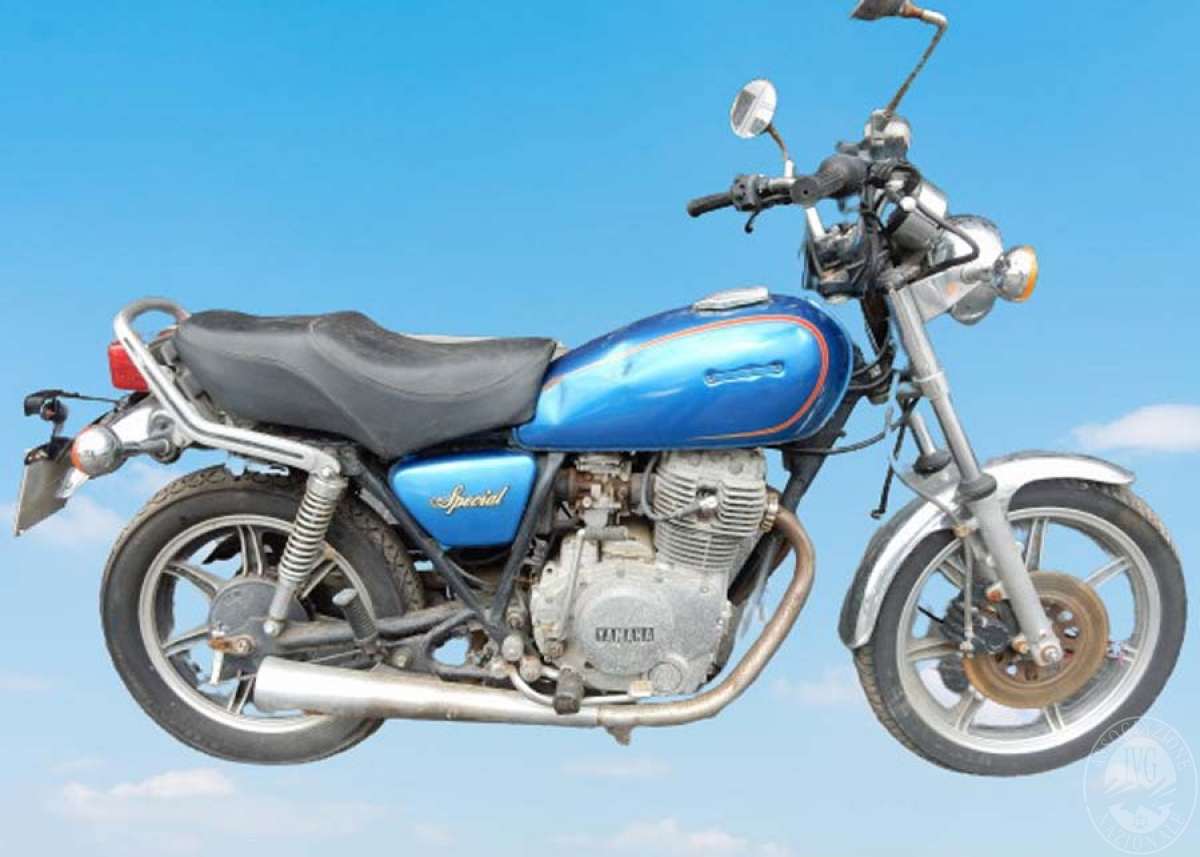 Motociclo Yamaha 400 SE   GARA ONLINE 22 OTTOBRE 2021