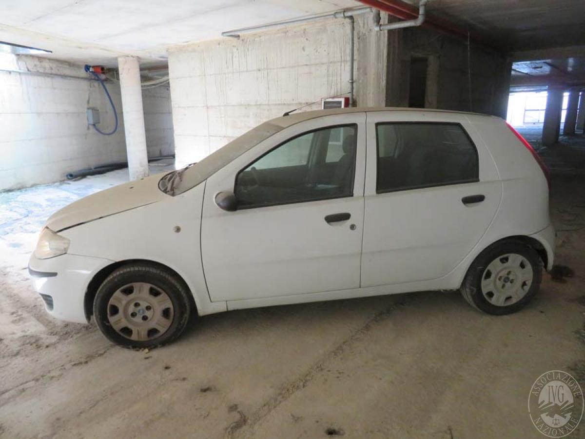 Lotto 1) Autocarro Fiat Punto   GARA ONLINE 25 GIUGNO 2021 1