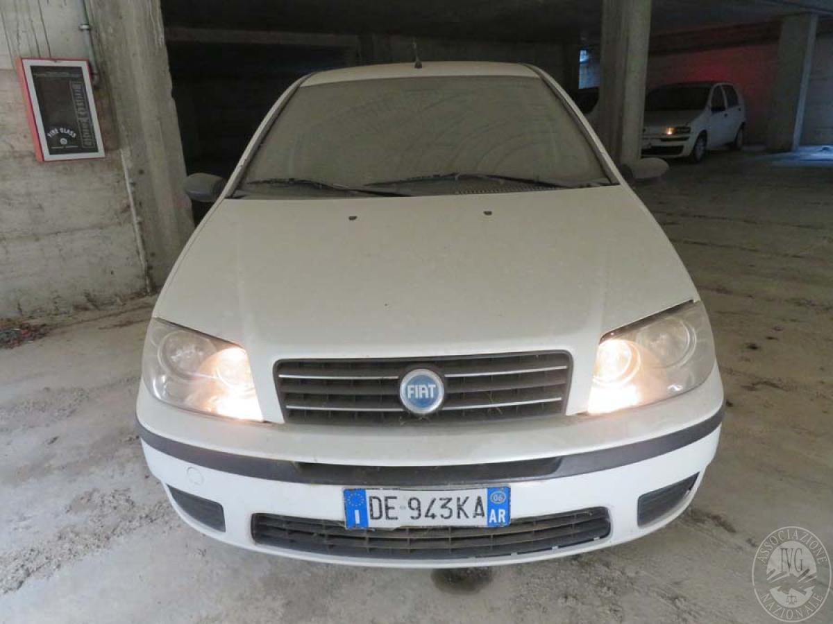 Lotto 1) Autocarro Fiat Punto   GARA ONLINE 25 GIUGNO 2021 0