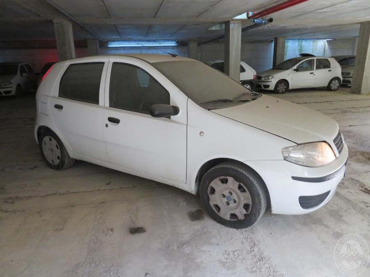 Lotto 1) Autocarro Fiat Punto   GARA ONLINE 25 GIUGNO 2021 4