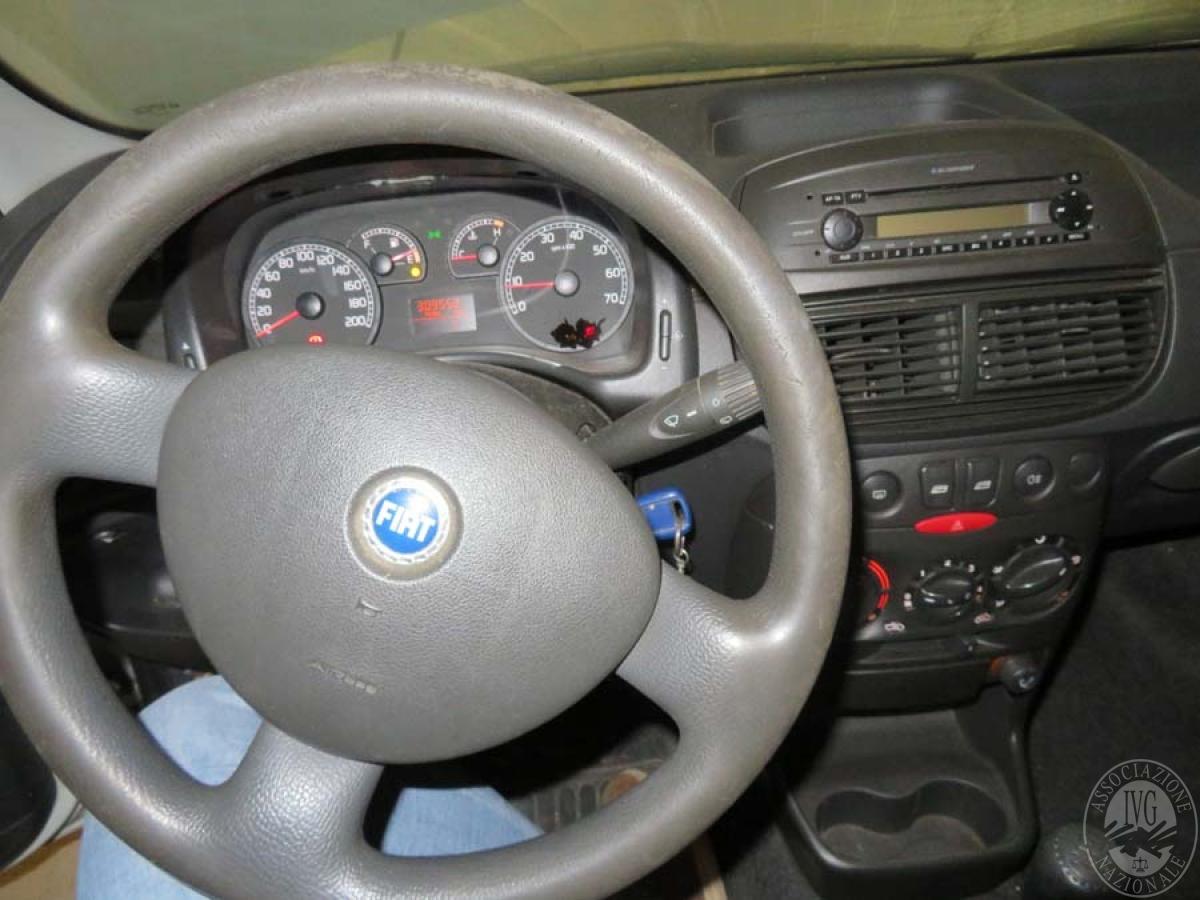 Lotto 1) Autocarro Fiat Punto   GARA ONLINE 25 GIUGNO 2021 6