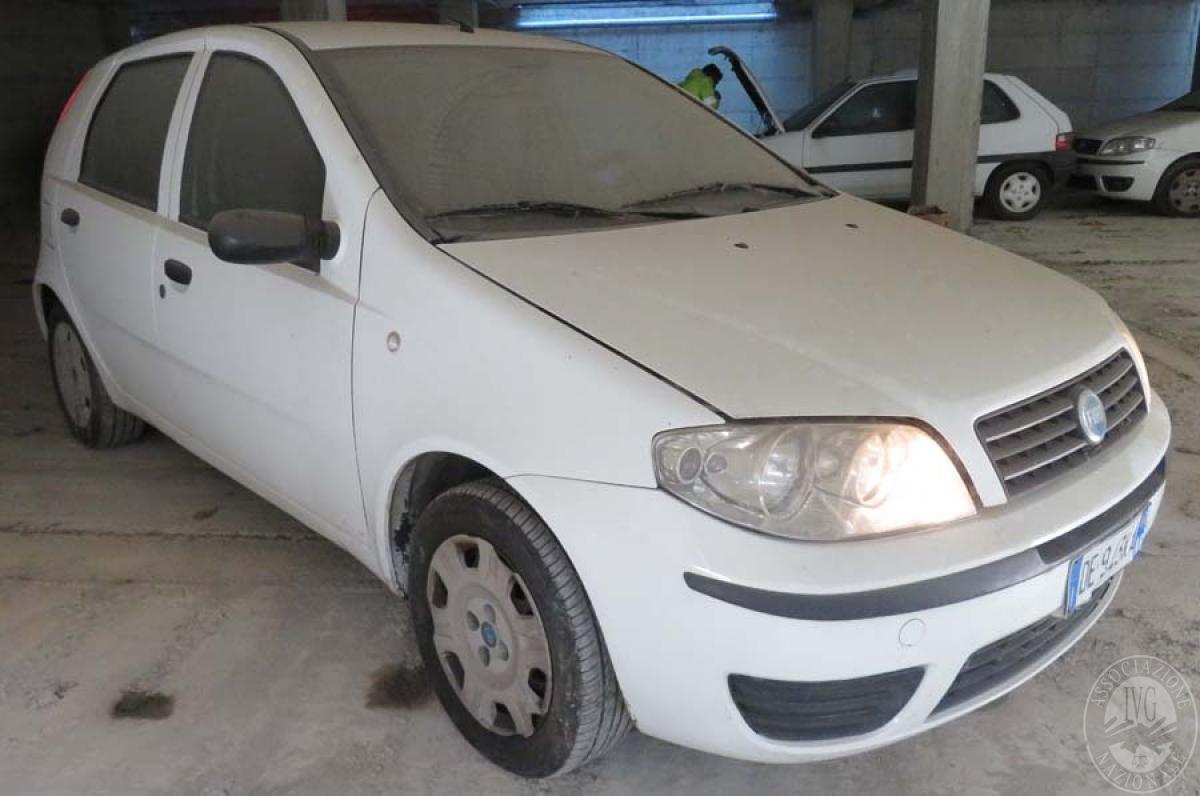Lotto 1) Autocarro Fiat Punto   GARA ONLINE 25 GIUGNO 2021 5