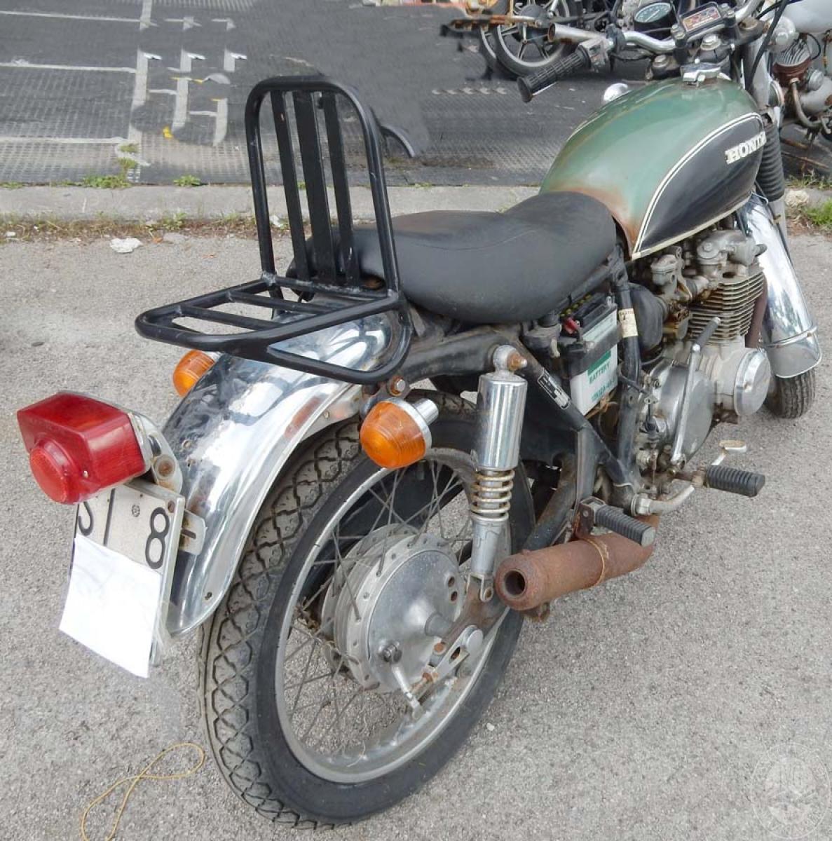 Motoveicolo Honda anno 1973   GARA ONLINE 16 LUGLIO 2021
