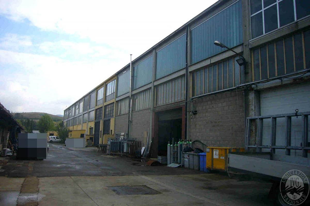 Fabbricato industriale e beni mobili a Tavarnelle Val di Pesa (FI), via Michelucci - Lotto 1