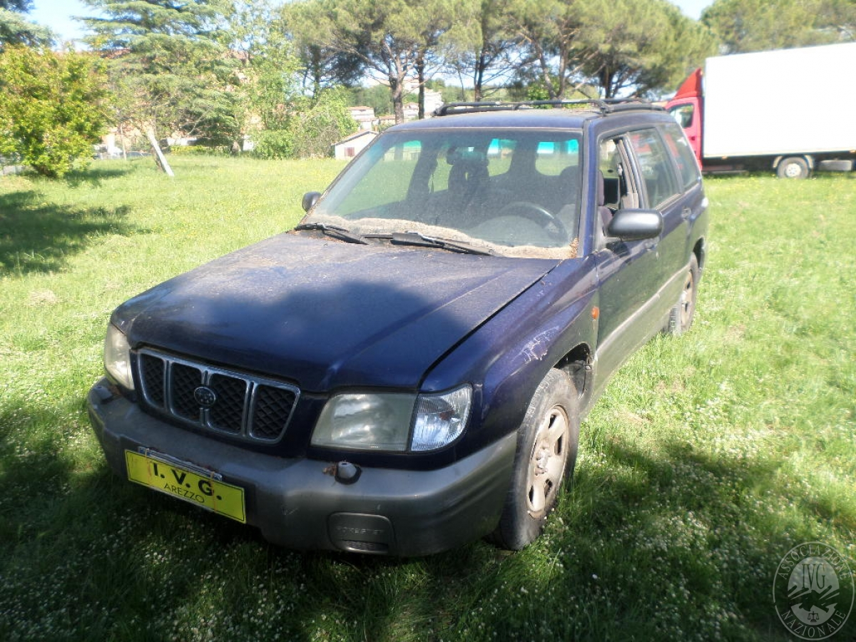 Subaru FORESTER anno 2000   GARA ONLINE 22 OTTOBRE 2021 0