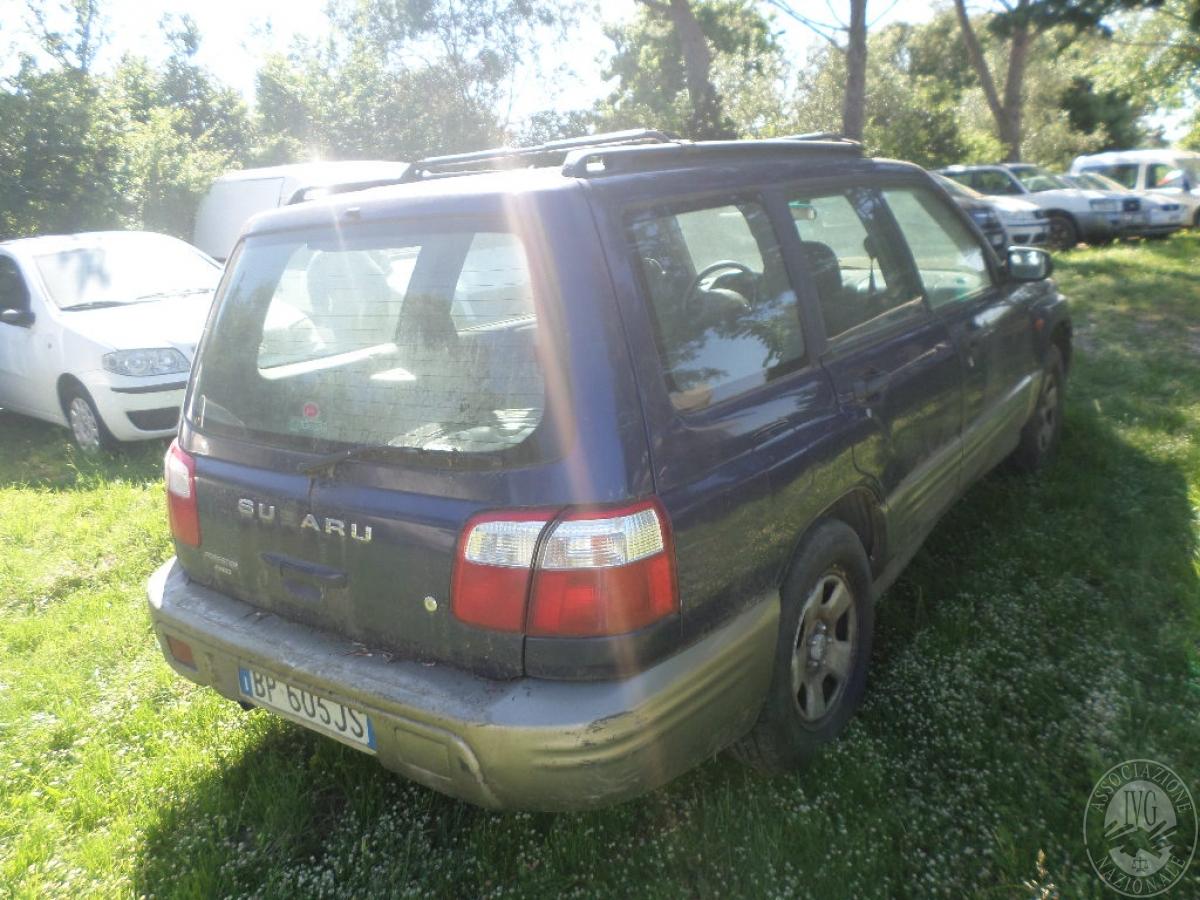 Subaru FORESTER anno 2000   GARA ONLINE 22 OTTOBRE 2021 2