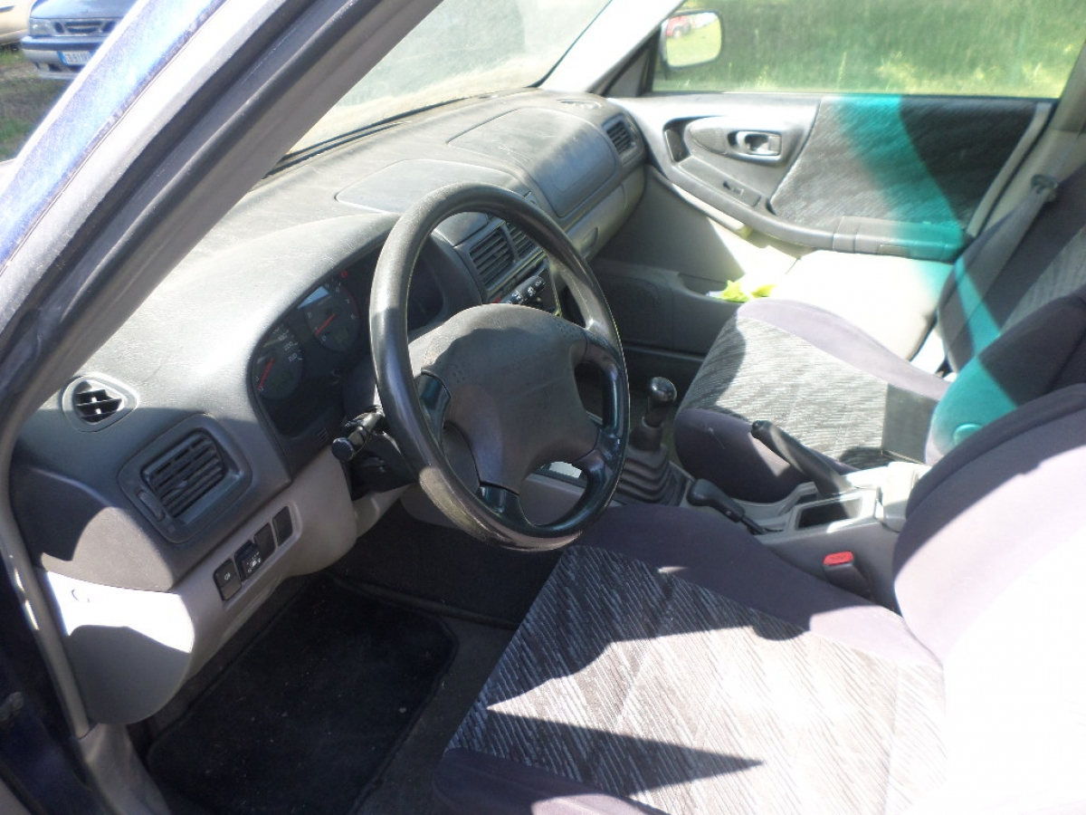 Subaru FORESTER anno 2000   GARA ONLINE 22 OTTOBRE 2021 7