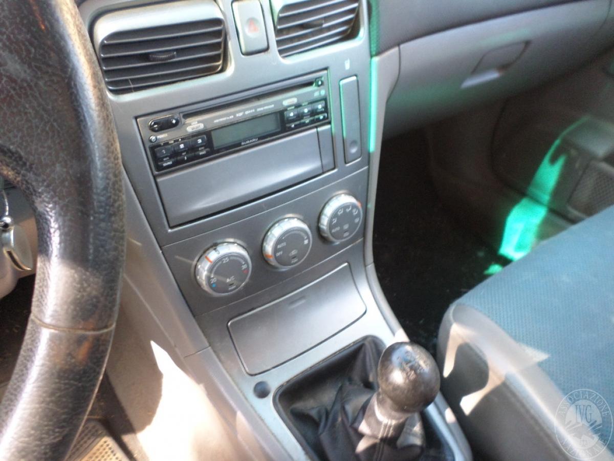 Subaru FORESTER anno 2005   GARA ONLINE 22 OTTOBRE 2021 9