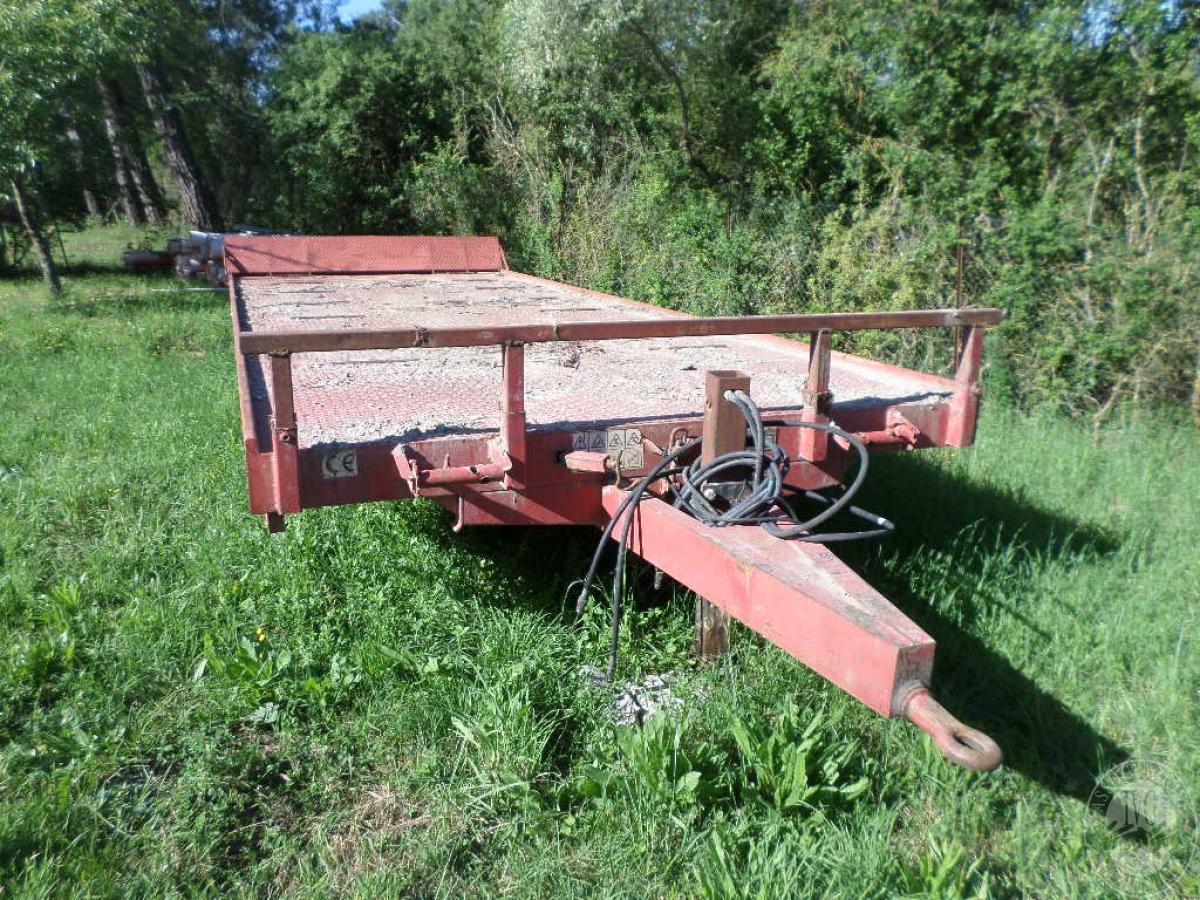 Pianale/rimorchio agricolo    GARA ONLINE 24 SETTEMBRE 2021