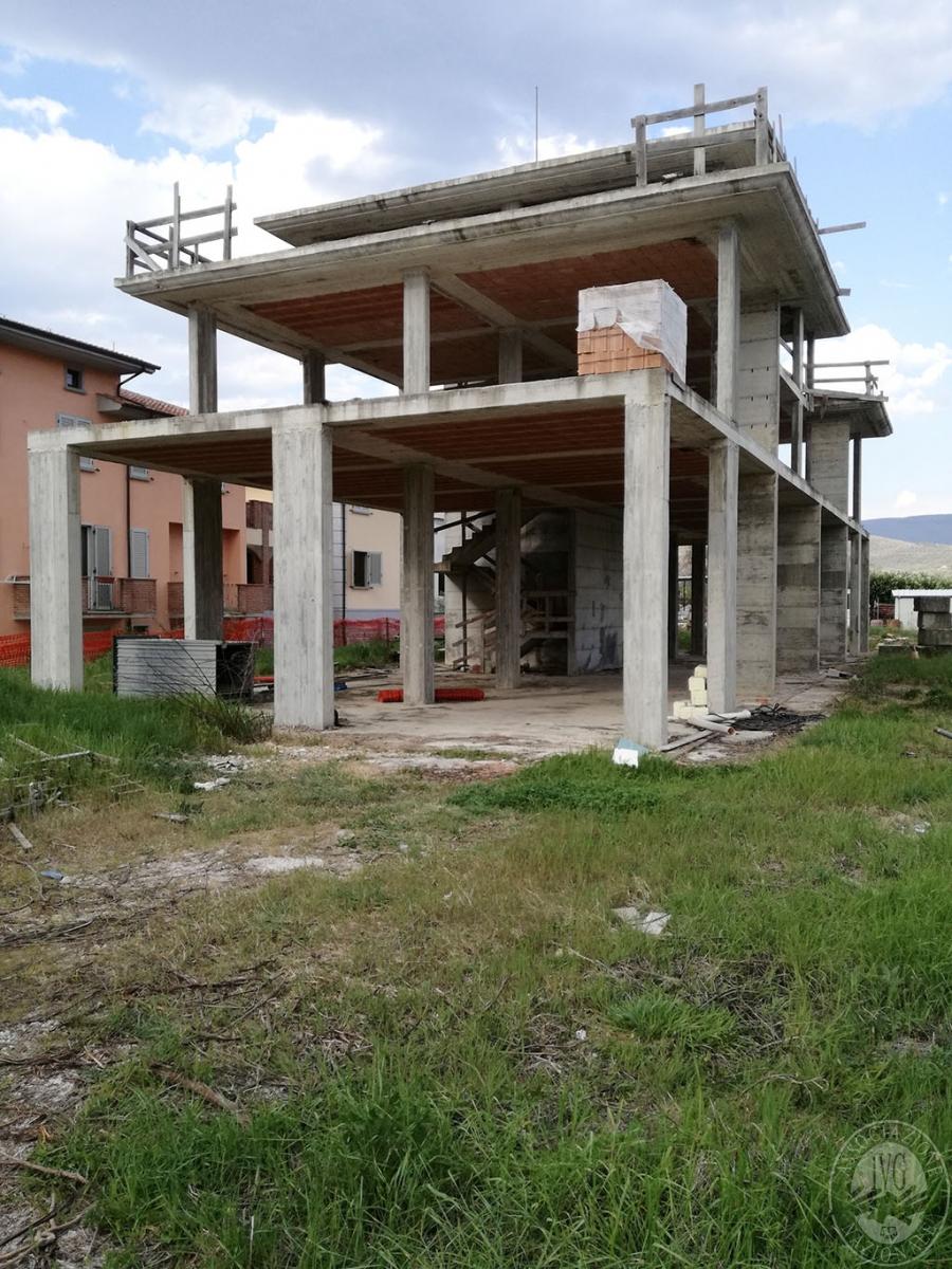 Fabbricato in costruzione a CORTONA in loc. Ossaia - Lotto 3 1