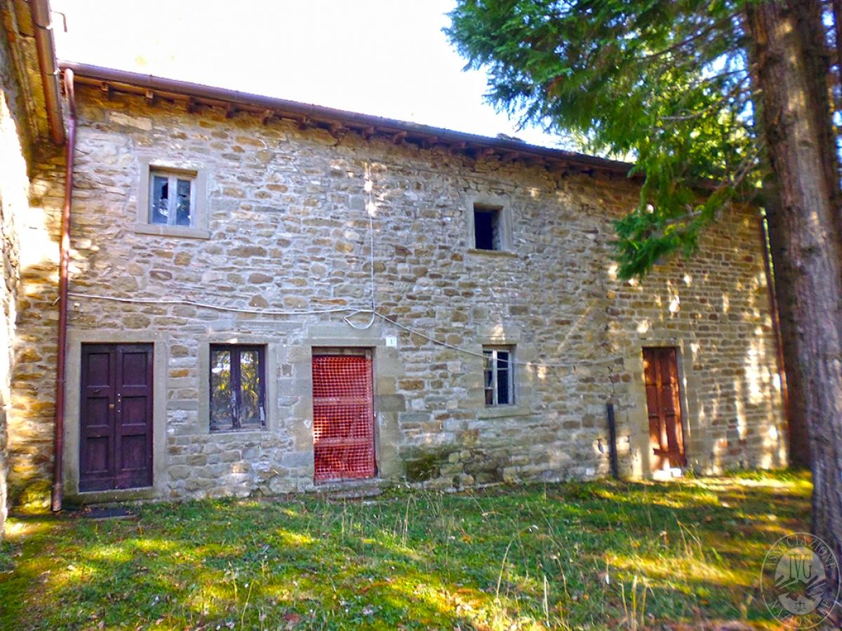 Appartamento a PRATOVECCHIO STIA in loc. Vallucciole - Lotto 3