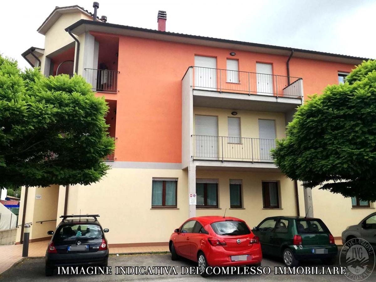 Appartamento a CASTEL DEL PIANO (GR), via di Fonte Murata - LOTTO 30