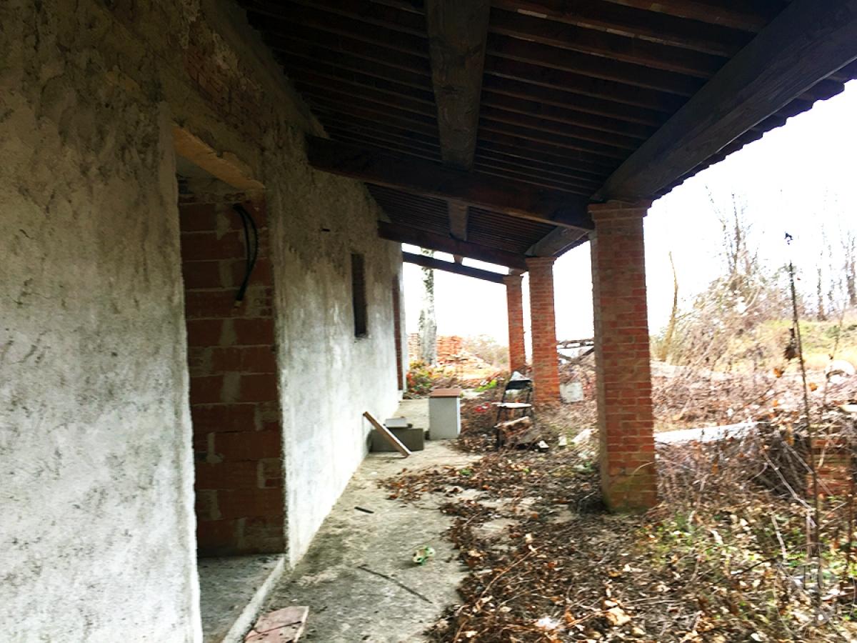 Complesso immobiliare a PIANCASTAGNAIO in loc.Tre Case 4