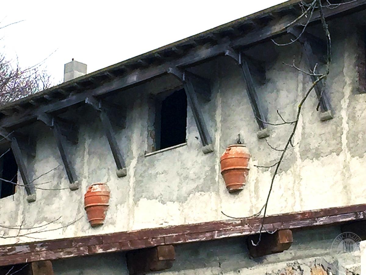 Complesso immobiliare a PIANCASTAGNAIO in loc.Tre Case 9