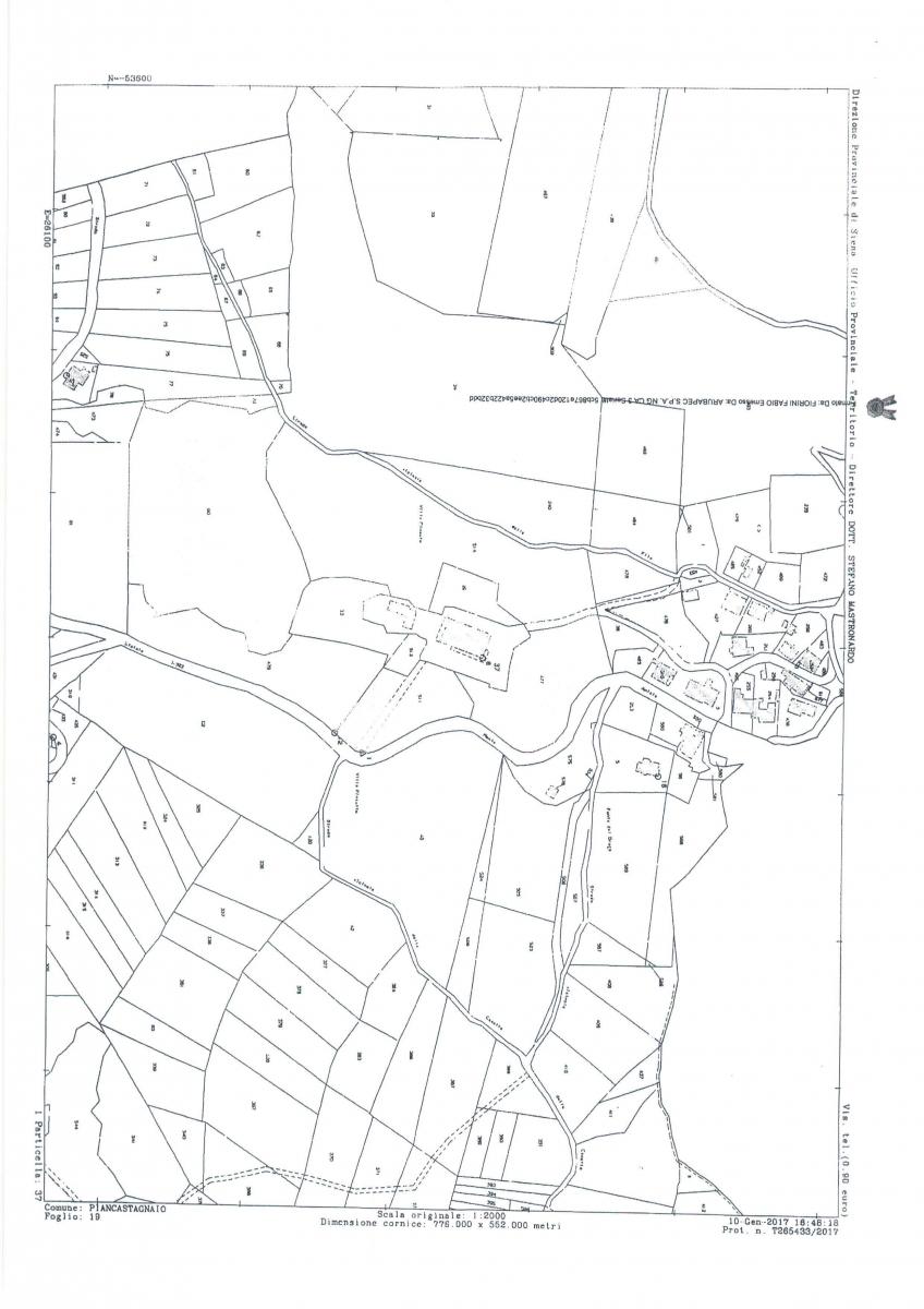 Complesso immobiliare a PIANCASTAGNAIO in loc.Tre Case 26