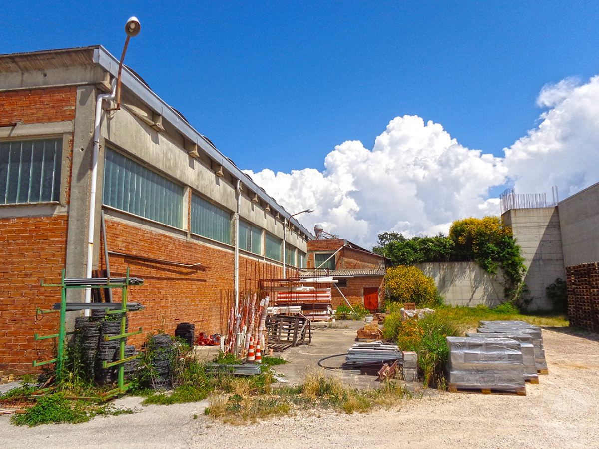 Laboratori e terreni a Trequanda in località Madonnino dei Monti 3