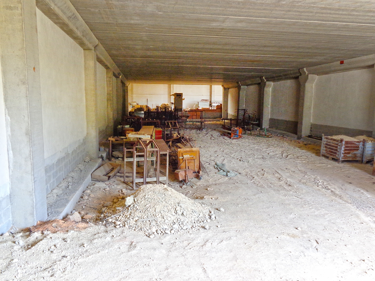 Laboratori e terreni a Trequanda in località Madonnino dei Monti 11