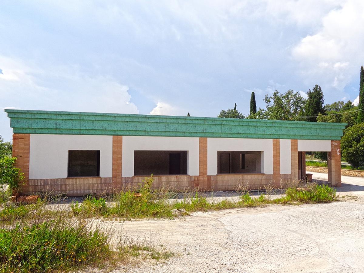 Laboratori e terreni a Trequanda in località Madonnino dei Monti 18