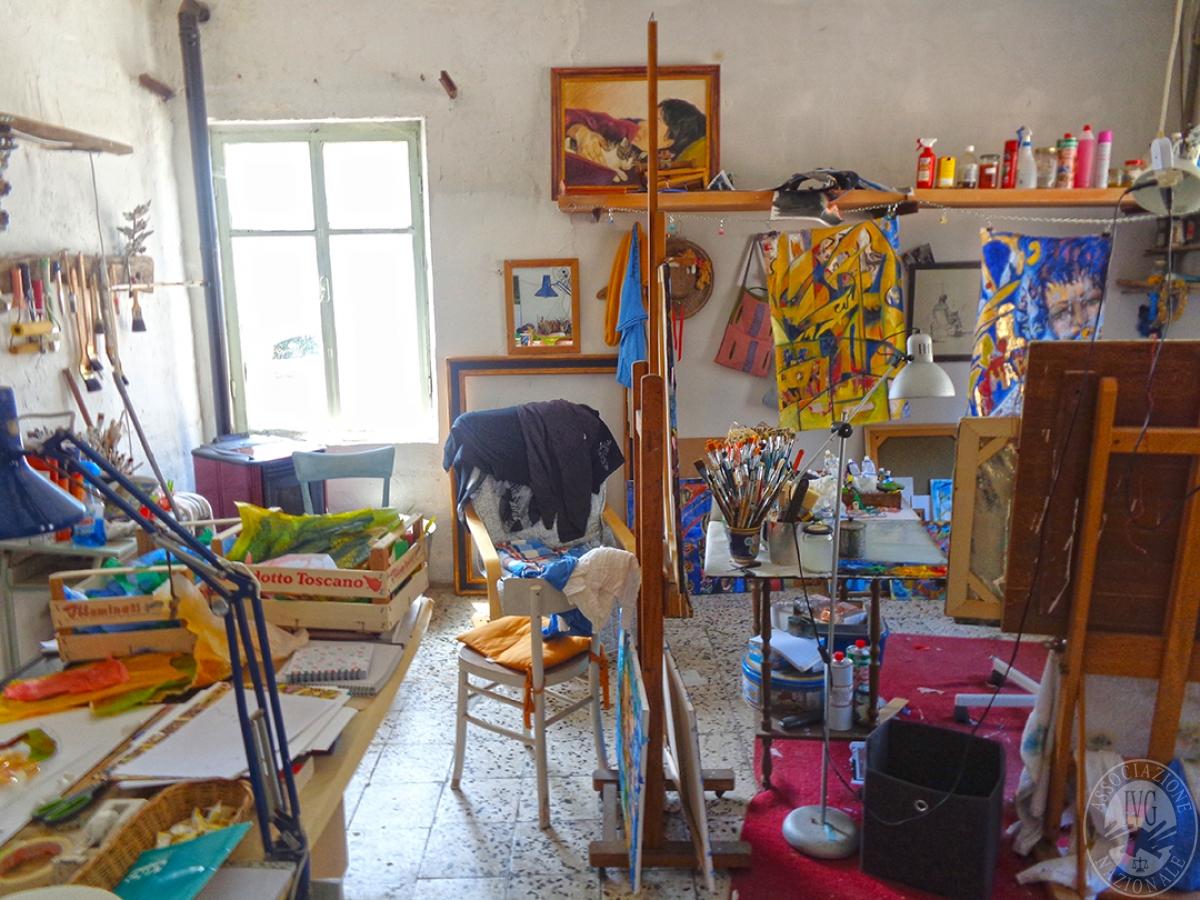 Laboratori e terreni a Trequanda in località Madonnino dei Monti 28