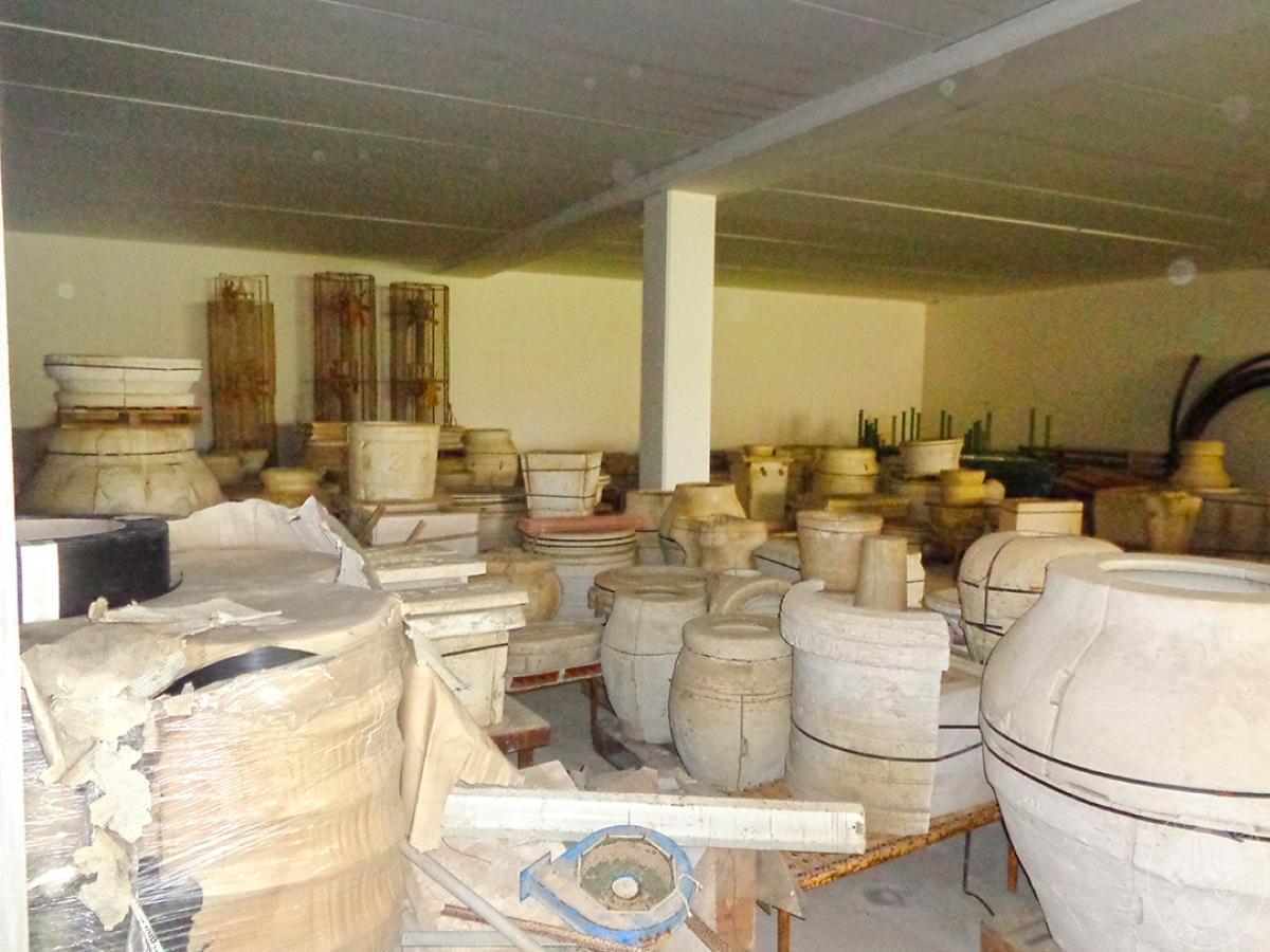 Laboratori e terreni a Trequanda in località Madonnino dei Monti 30