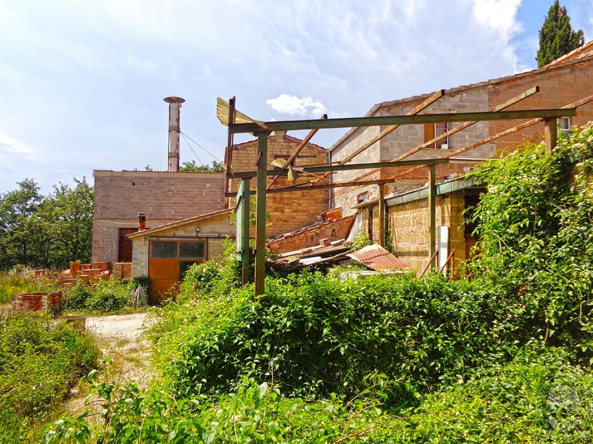 Laboratori e terreni a Trequanda in località Madonnino dei Monti 32