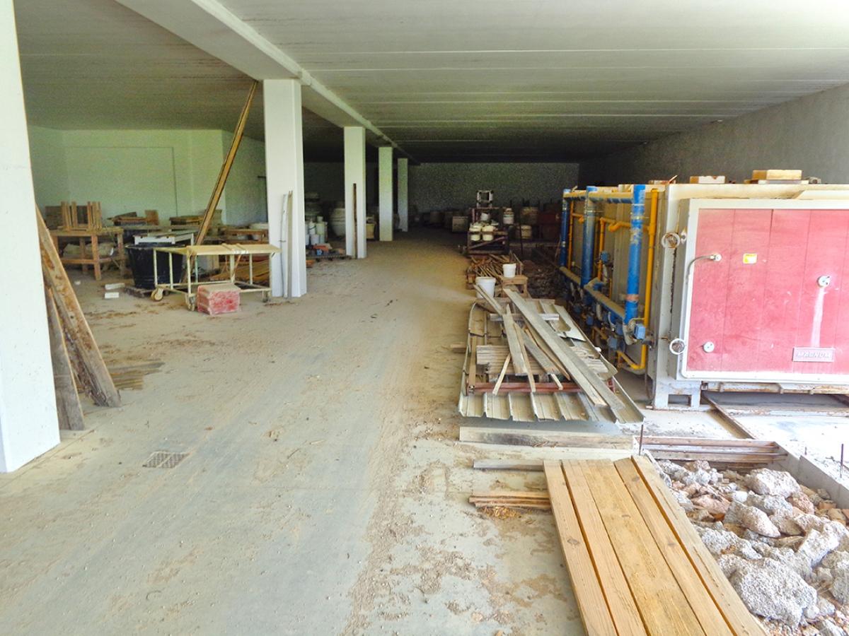 Laboratori e terreni a Trequanda in località Madonnino dei Monti 31
