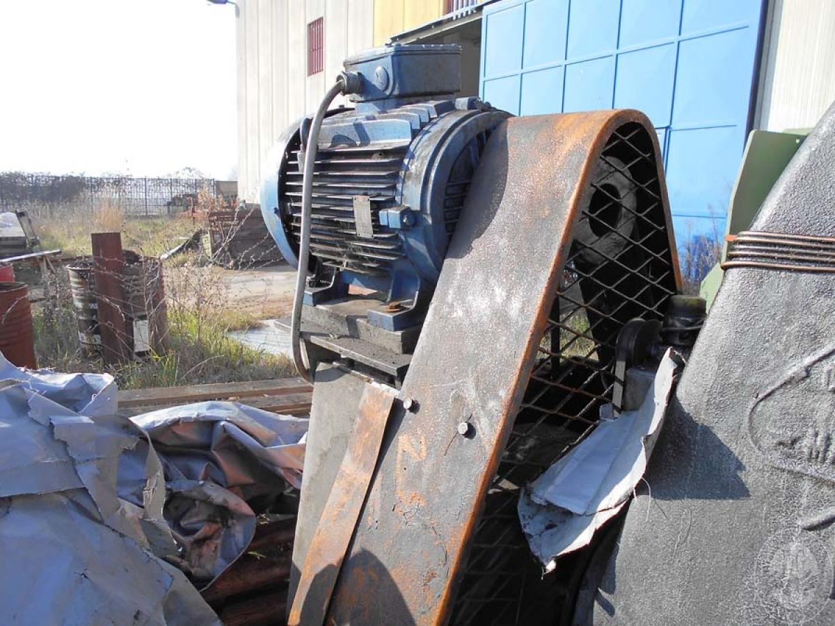 Maglio compressore + macchinari per la lavorazione del ferro, etc.   GARA ONLINE 29 OTTOBRE 2021 4