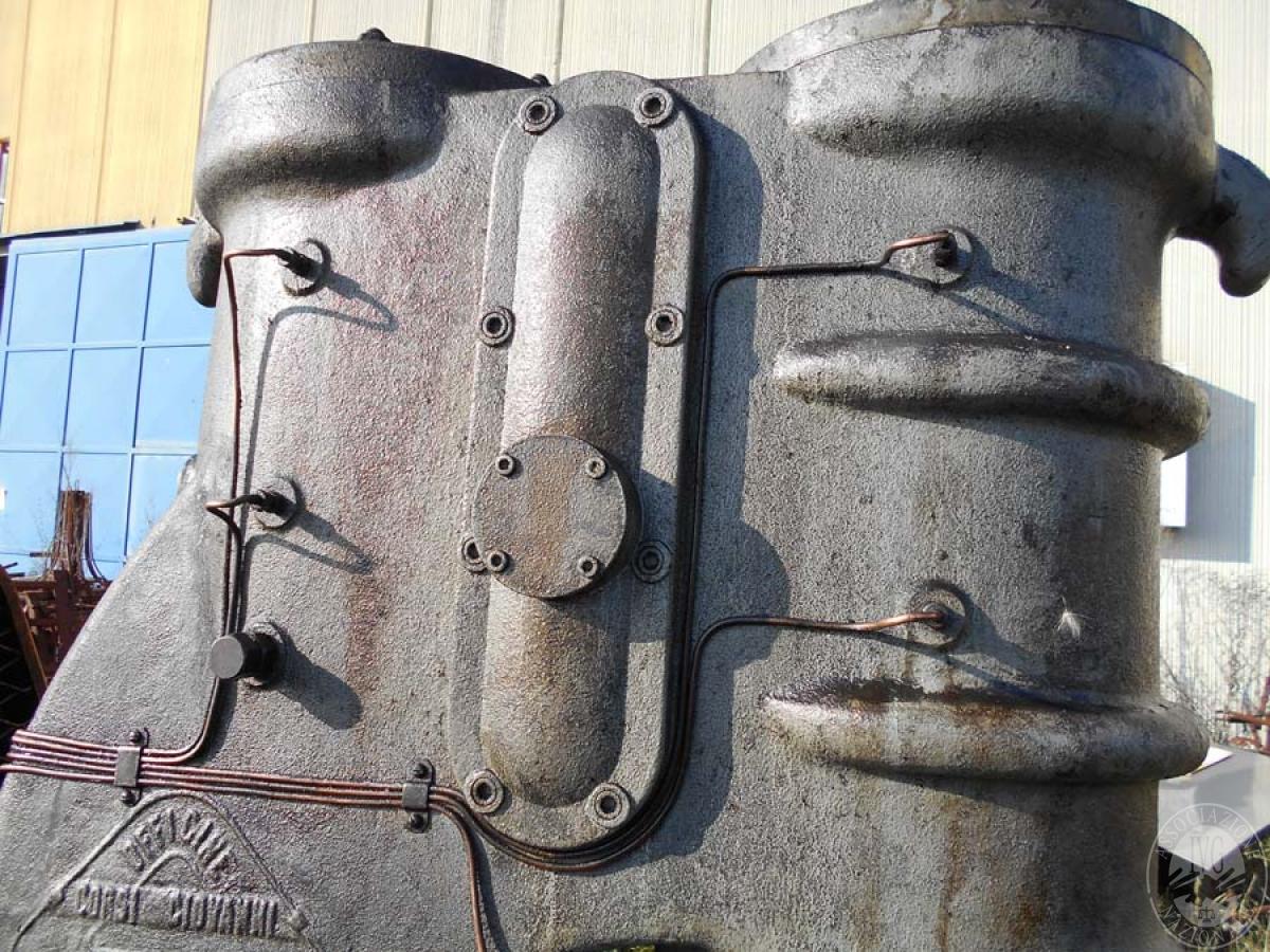 Maglio compressore + macchinari per la lavorazione del ferro, etc.   GARA ONLINE 29 OTTOBRE 2021 6
