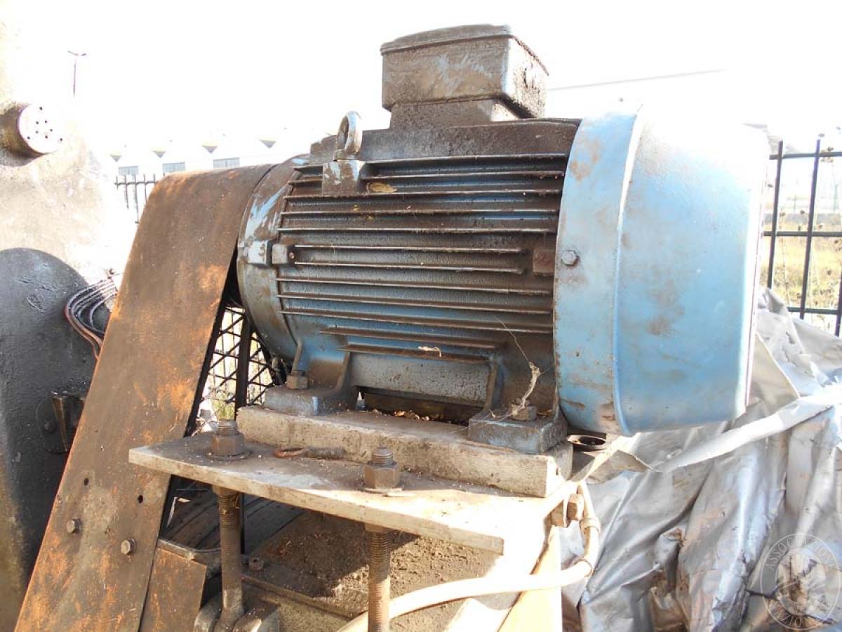 Maglio compressore + macchinari per la lavorazione del ferro, etc.   GARA ONLINE 29 OTTOBRE 2021 8