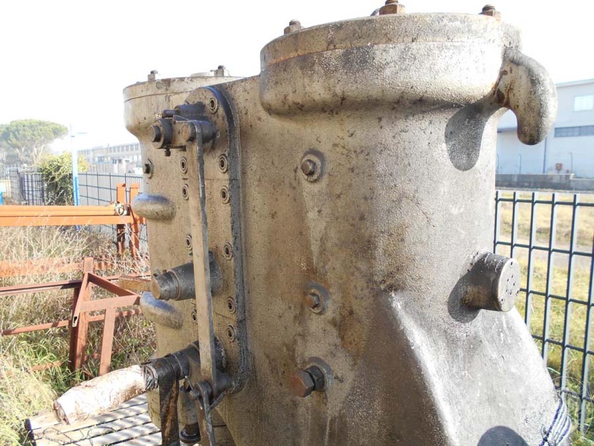 Maglio compressore + macchinari per la lavorazione del ferro, etc.   GARA ONLINE 29 OTTOBRE 2021 10
