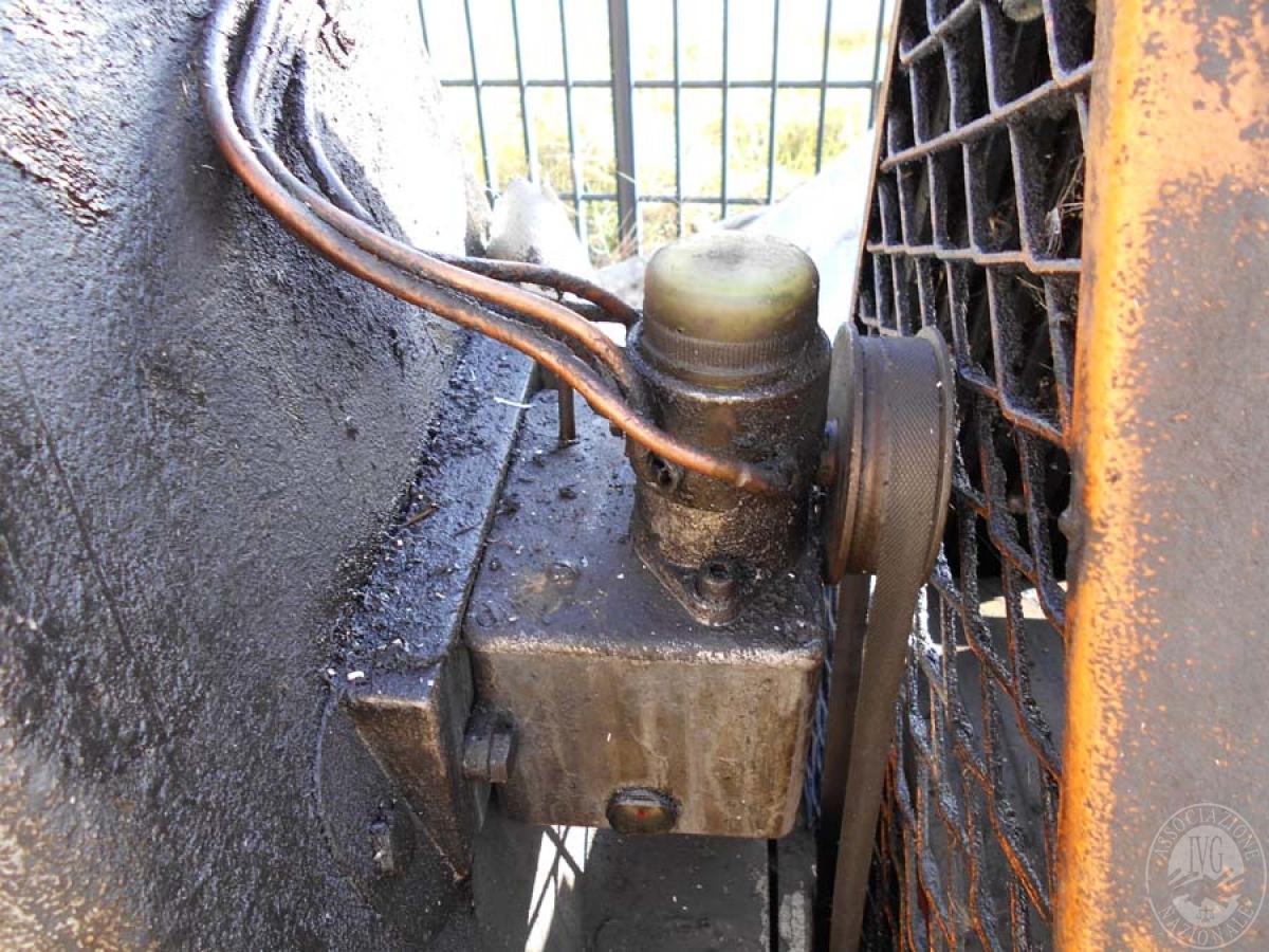 Maglio compressore + macchinari per la lavorazione del ferro, etc.   GARA ONLINE 29 OTTOBRE 2021 9
