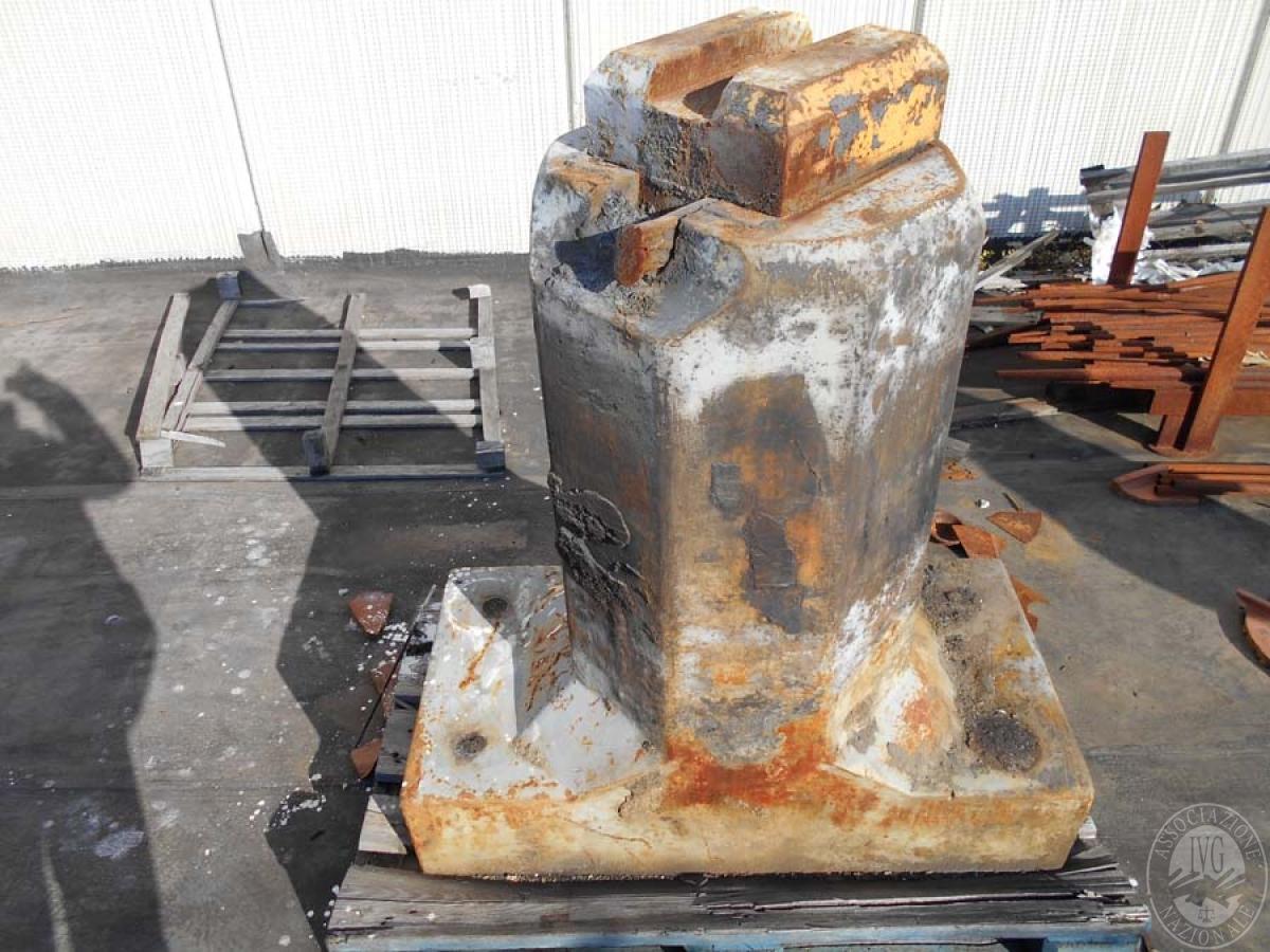 Maglio compressore + macchinari per la lavorazione del ferro, etc.   GARA ONLINE 29 OTTOBRE 2021 11