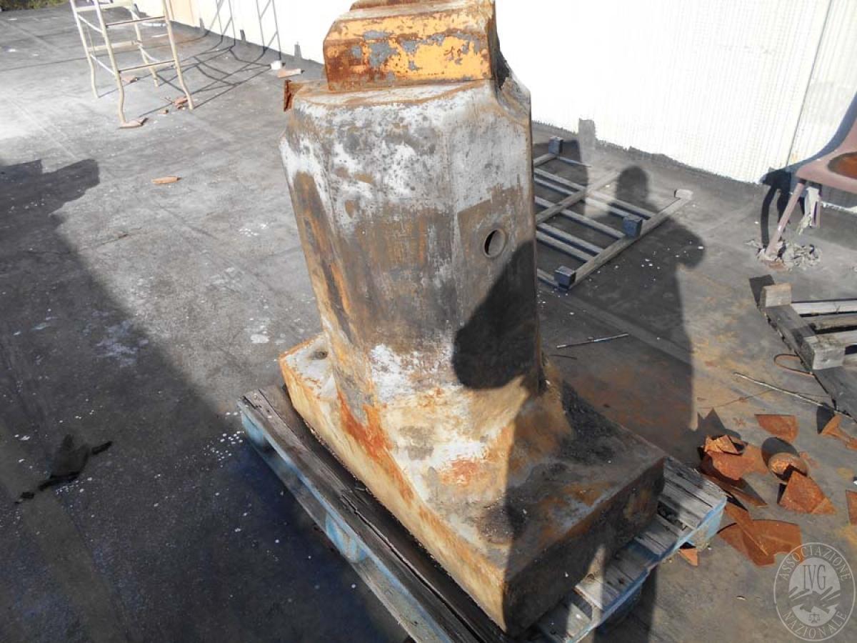 Maglio compressore + macchinari per la lavorazione del ferro, etc.   GARA ONLINE 29 OTTOBRE 2021 13