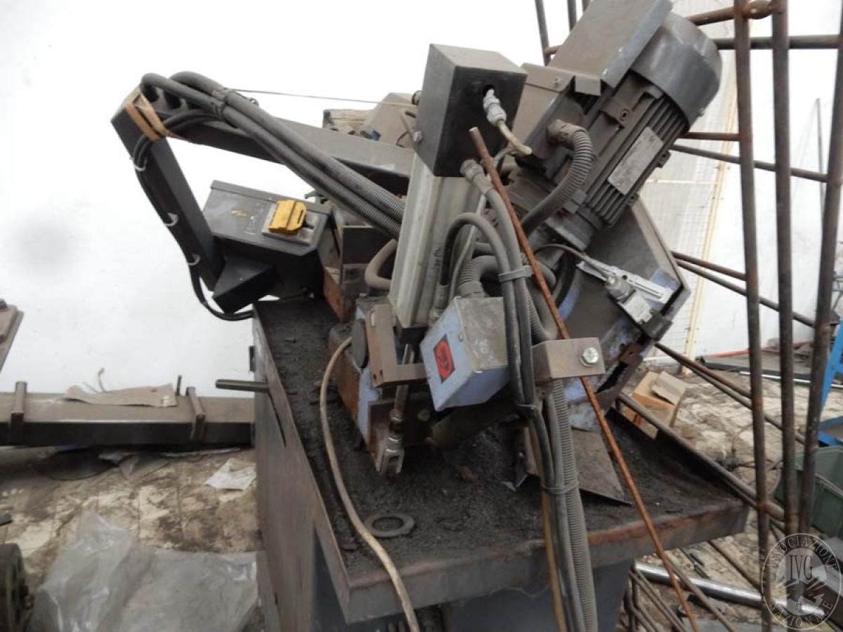 Maglio compressore + macchinari per la lavorazione del ferro, etc.   GARA ONLINE 29 OTTOBRE 2021 17
