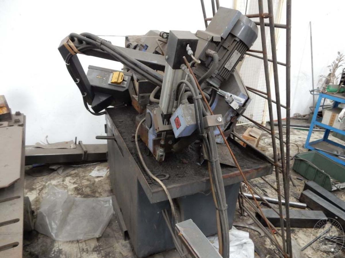 Maglio compressore + macchinari per la lavorazione del ferro, etc.   GARA ONLINE 29 OTTOBRE 2021 16