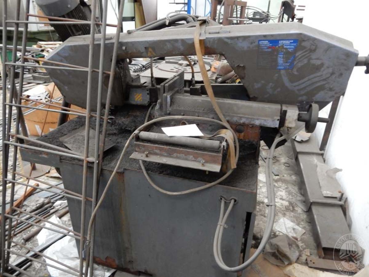 Maglio compressore + macchinari per la lavorazione del ferro, etc.   GARA ONLINE 29 OTTOBRE 2021 18
