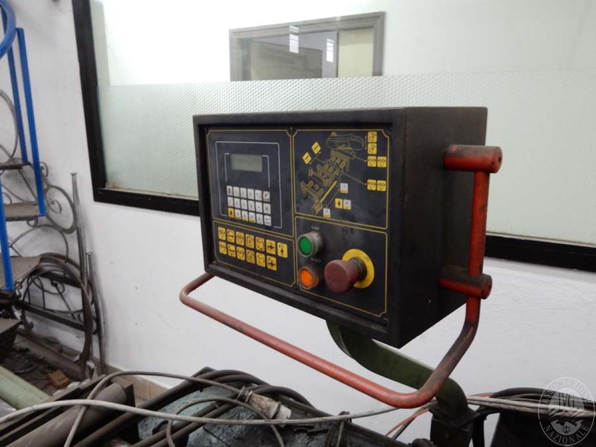 Maglio compressore + macchinari per la lavorazione del ferro, etc.   GARA ONLINE 29 OTTOBRE 2021 22