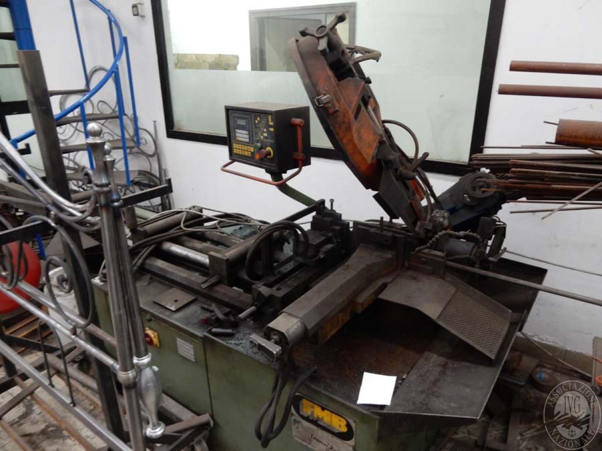 Maglio compressore + macchinari per la lavorazione del ferro, etc.   GARA ONLINE 29 OTTOBRE 2021 21
