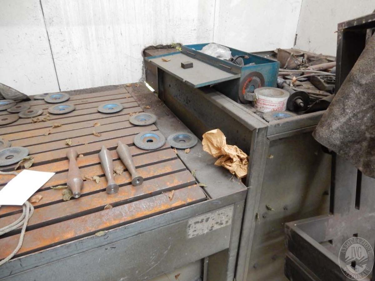 Maglio compressore + macchinari per la lavorazione del ferro, etc.   GARA ONLINE 29 OTTOBRE 2021 27