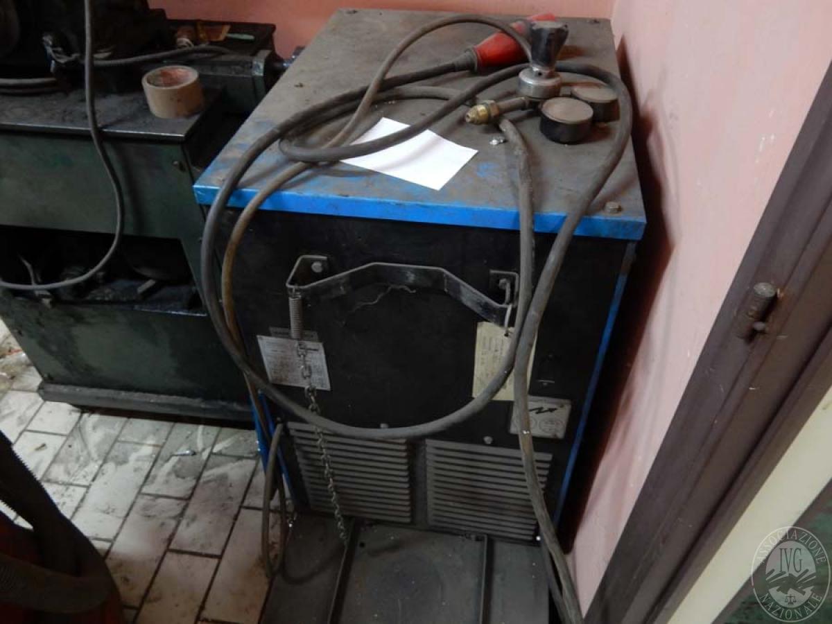 Maglio compressore + macchinari per la lavorazione del ferro, etc.   GARA ONLINE 29 OTTOBRE 2021 30