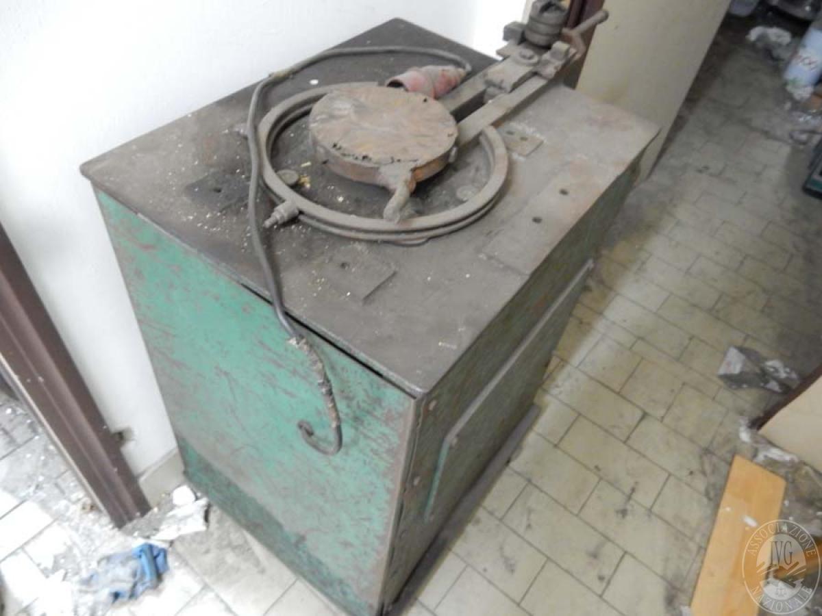 Maglio compressore + macchinari per la lavorazione del ferro, etc.   GARA ONLINE 29 OTTOBRE 2021 35