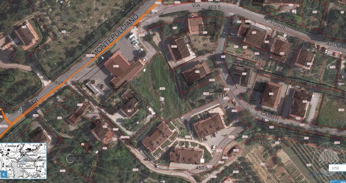 Terreno edificabile a MONTEPULCIANO - LOTTO 34