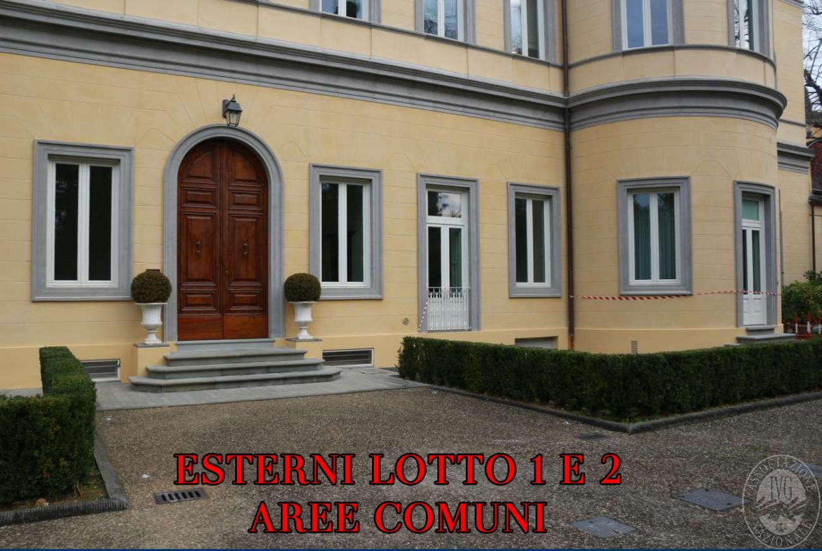 Appartamento in complesso di pregio a FIRENZE, via del Salviatino - lotto 2 1