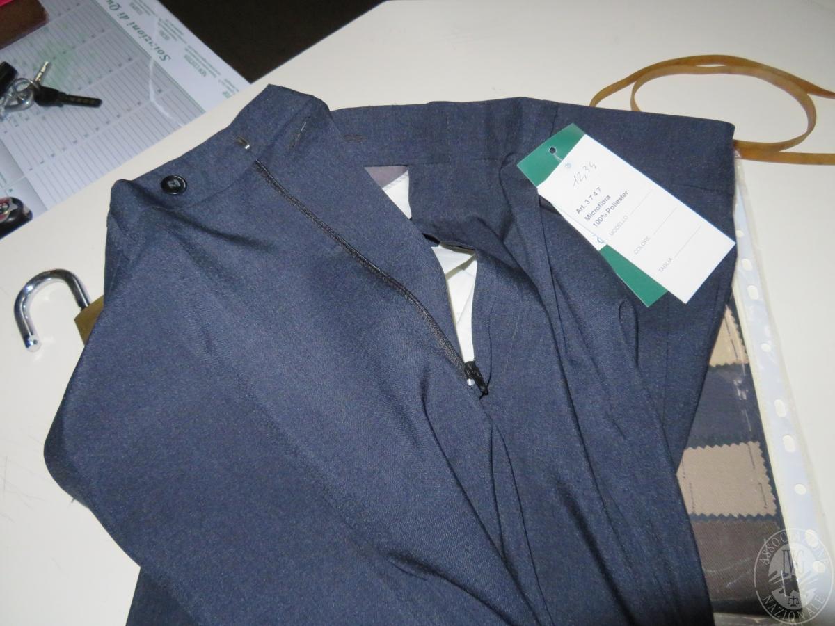 Circa n. 515 giacche + 221 completi uomo    GARA ONLINE 22 OTTOBRE 2021 0