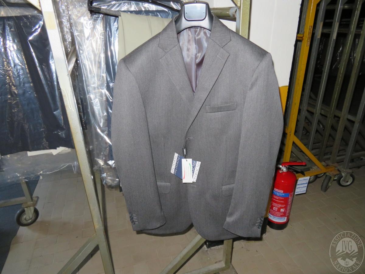 Circa n. 515 giacche + 221 completi uomo    GARA ONLINE 22 OTTOBRE 2021 2