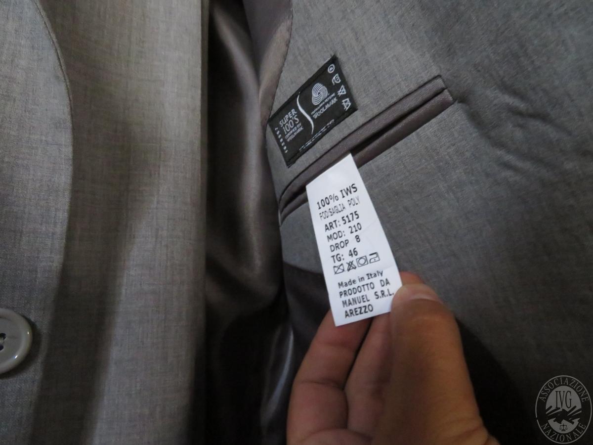 Circa n. 515 giacche + 221 completi uomo    GARA ONLINE 22 OTTOBRE 2021 7