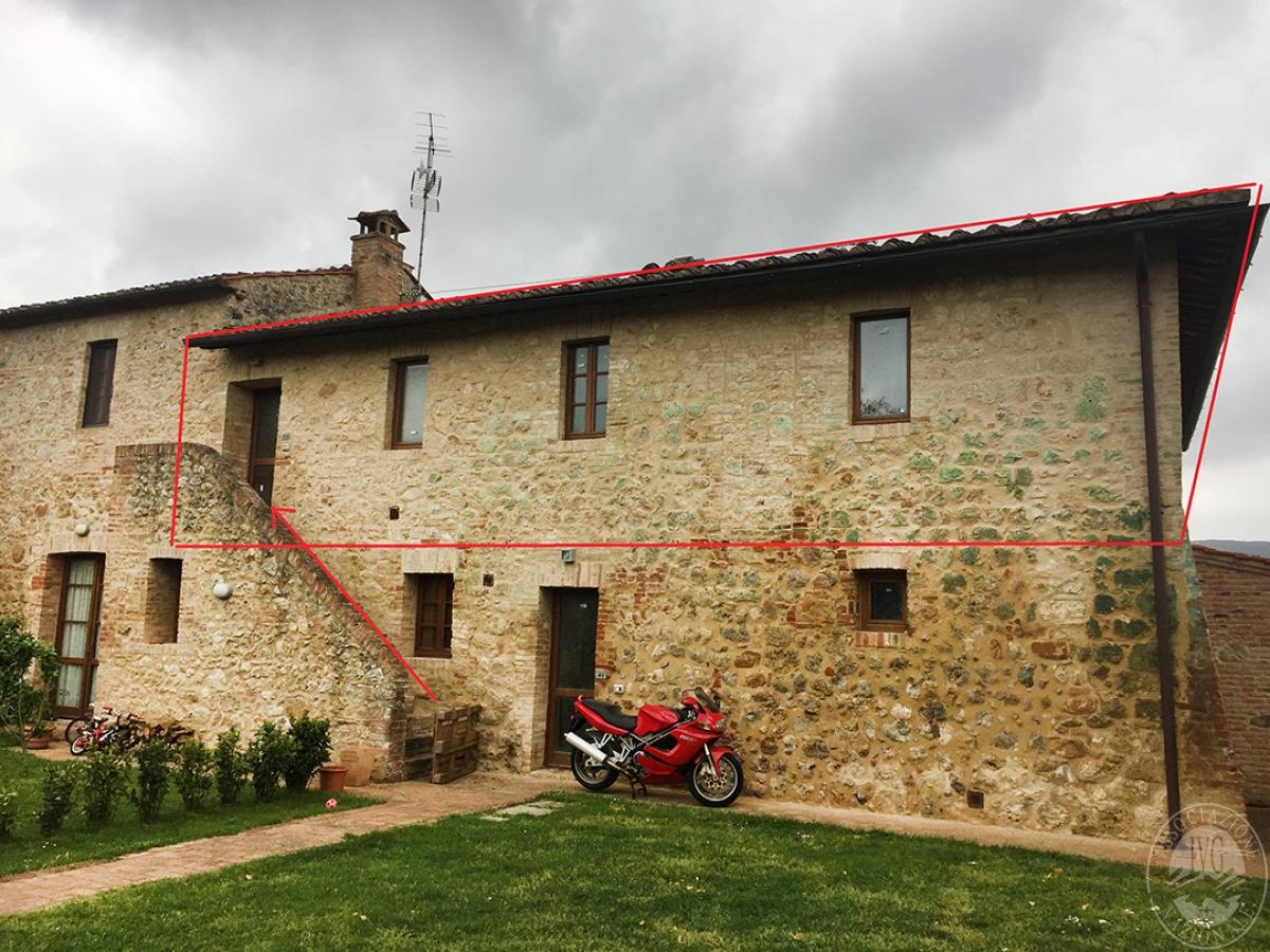 Appartamento a Sovicille in loc. La Rancia - Lotto 3