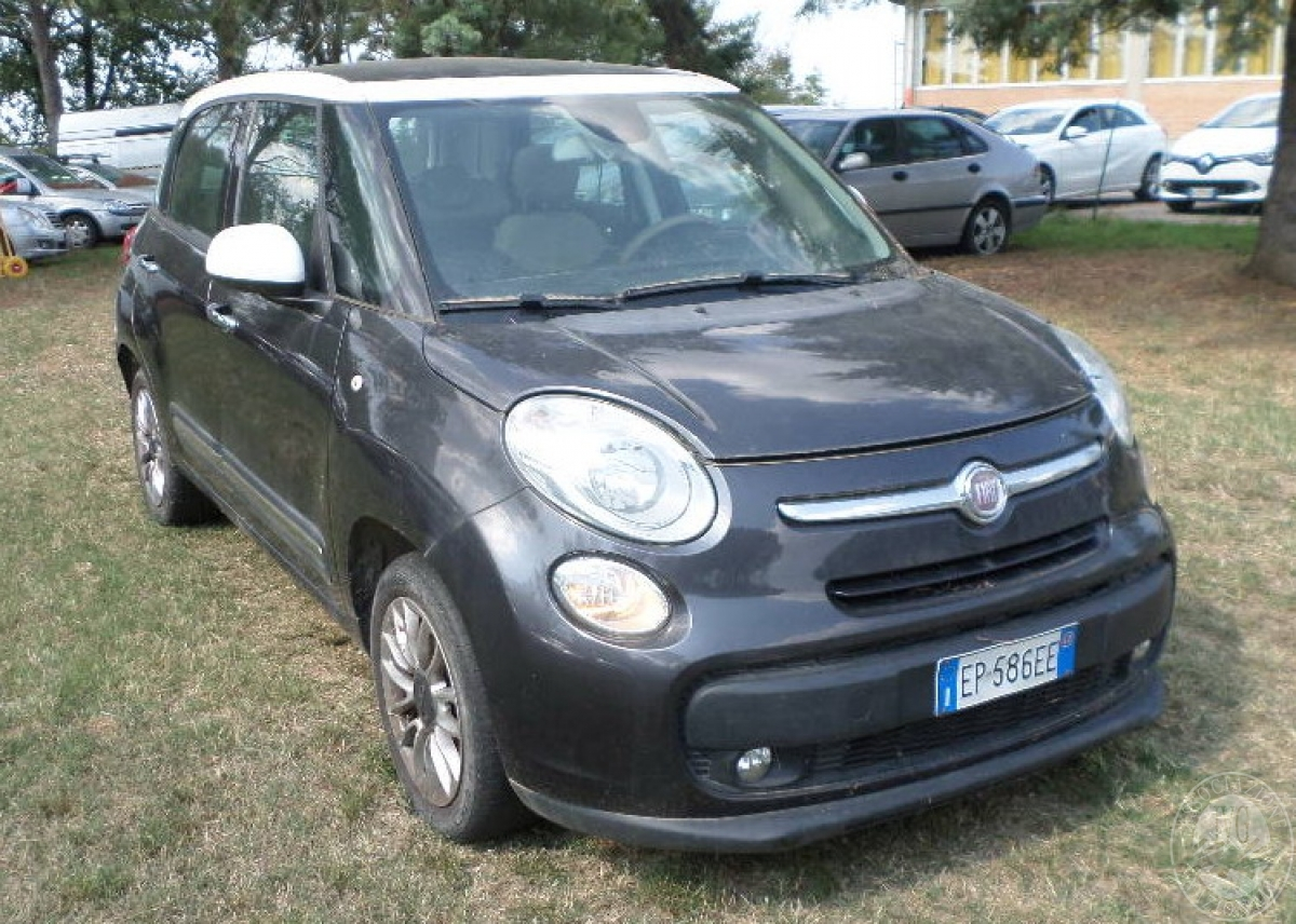 Fiat 500L anno 2013   GARA DI VENDITA 22 OTTOBRE 2021 1